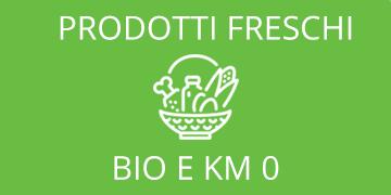 prodotti alimentari freschi