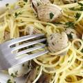 spaghetti alle vongole, ricette, bottega bartolini
