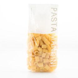 mezzemaniche, pasta mancini, bottega bartolini